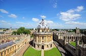 Постер, плакат: Radcliffe Camera Oxford