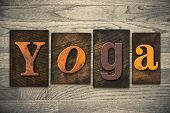 stock photo of yoga instructor  - The word  - JPG