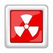 pic of nuke  - Radiation icon - JPG