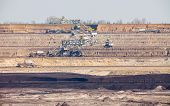 pic of open-pit mine  - Open pit - JPG