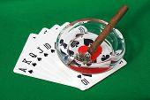 image of flush  - The Best Poker Hand  - JPG