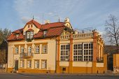 picture of bohemia  - It is an image of architecture of Bohemia - JPG