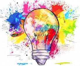 stock photo of creativity  - Hand - JPG